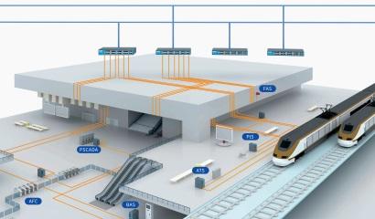 轨道交通综合监控系统